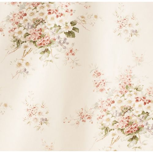 Kingsberry Glazed Cotton Fabric