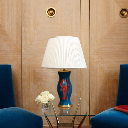 Quite the Catch Table Lamp