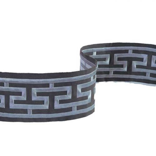 Labyrinth Tape Braid