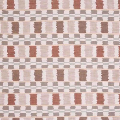 Lapaz Outdoor Fabric Sabbia Red Pink