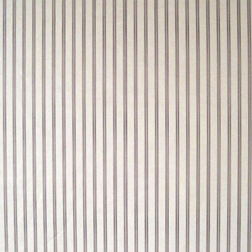Les Grilles D'or Fabric Neutral Striped