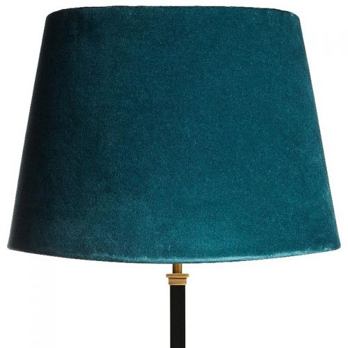 Straight Empire Velvet Lampshade