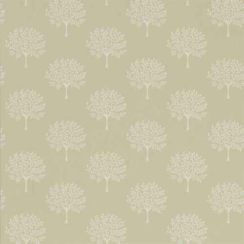 Marcham Tree Wallpaper Country Linen Neutral
