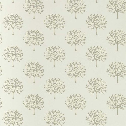 Marcham Tree Wallpaper Cream Print