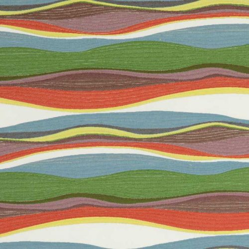 Multi Coloured Upholstery Fabric