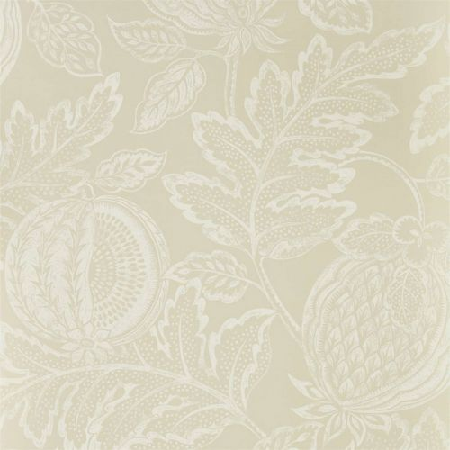Neutral Patterned Wallpaper