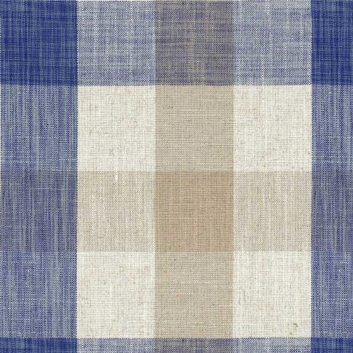Oban Check Fabric