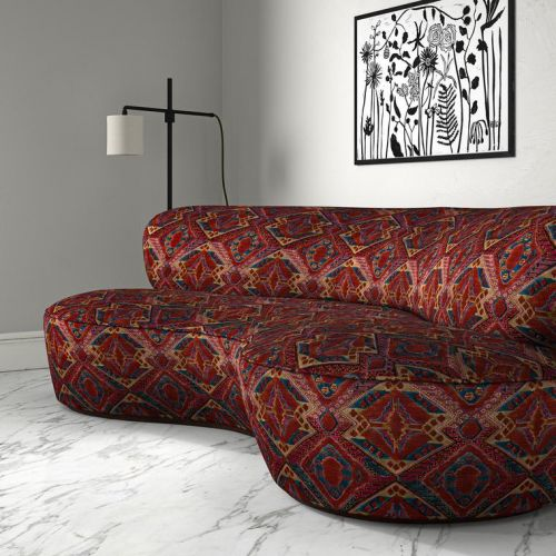 One Thousand and One Velvet, Hot Ticket Sofa