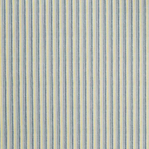 Peace and Love Striped Fabric