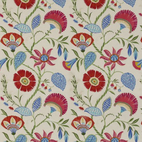 Montserrat Embroidered Fabric