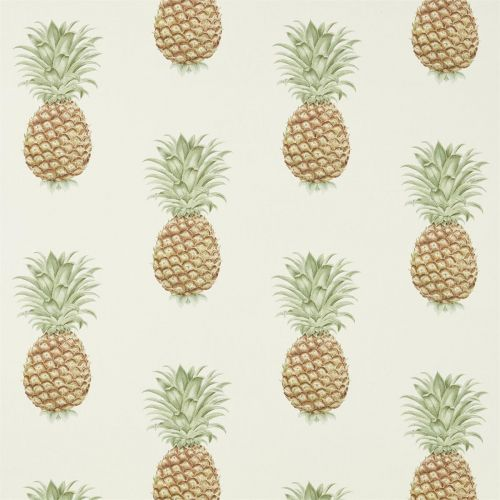 Pineapple Royale Fabric
