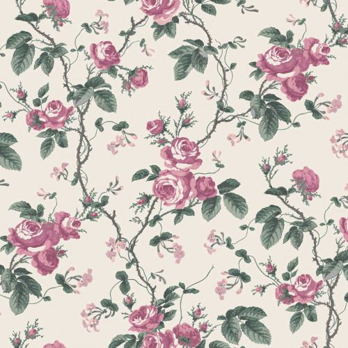 French Roses Wallpaper