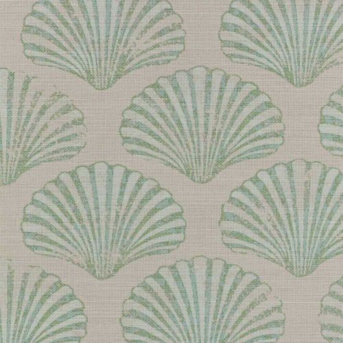 Pink Green Fabric