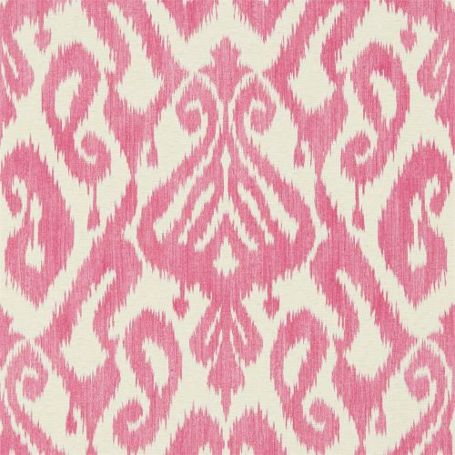 Pink Ikat Wallpaper