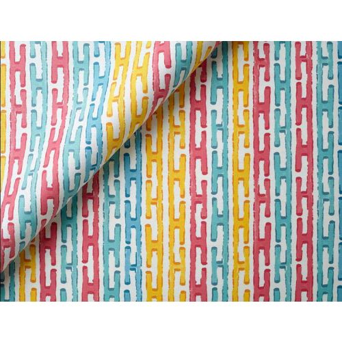 Chinese Steps Fabric
