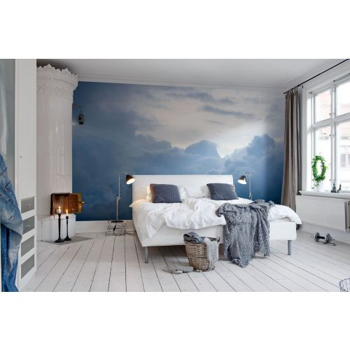 Above The Clouds Wall Panel