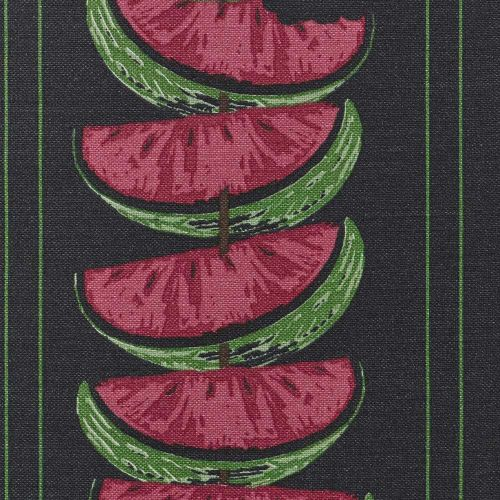Red and Green Fabric