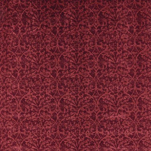 Red Damask Fabric Marchmain