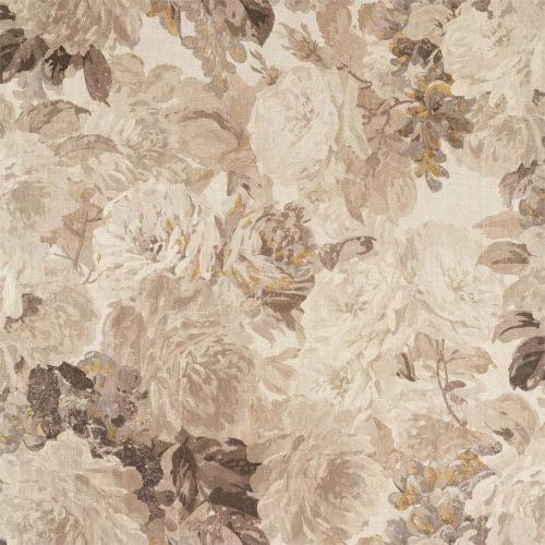 Rose Absolute Linen Fabric