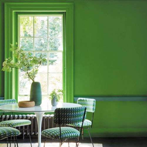 Little Greene Paint - Sage and Onion