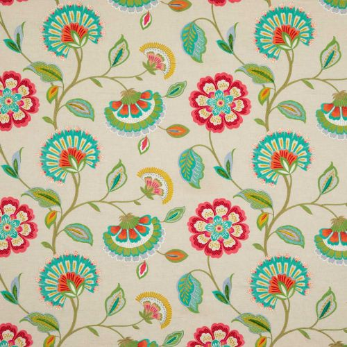 Scentsational Embroidered Fabric