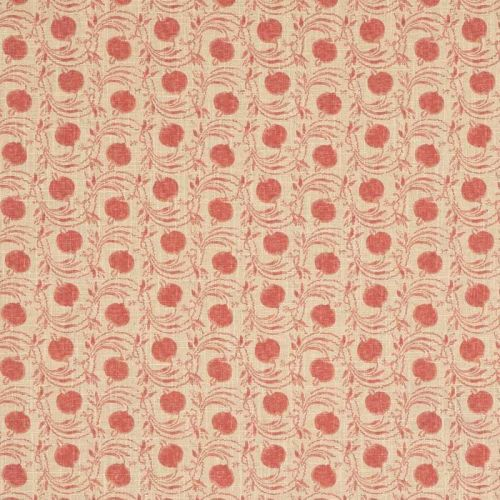 Seed Pod Fabric Red
