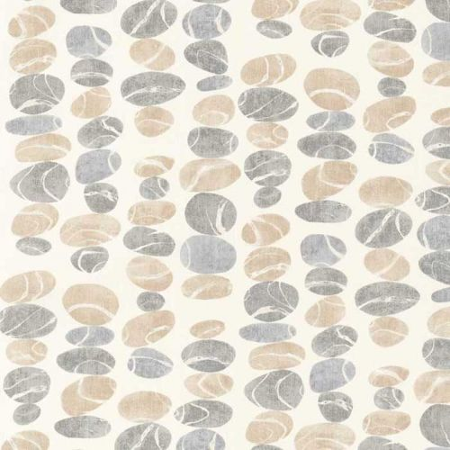 Stacking Pebbles Fabric