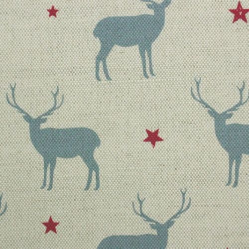 Stag All Star Fabric