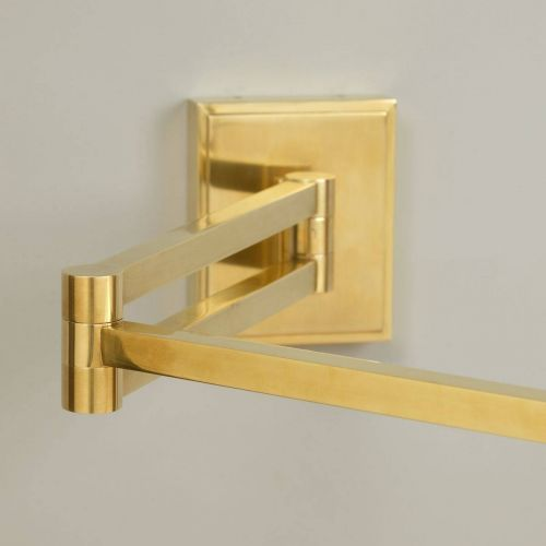 Sterling Swing Arm Wall Sconce