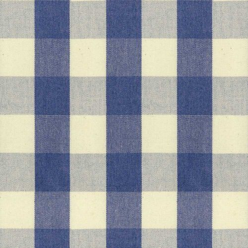 Suffolk Large Gingham Check Fabric