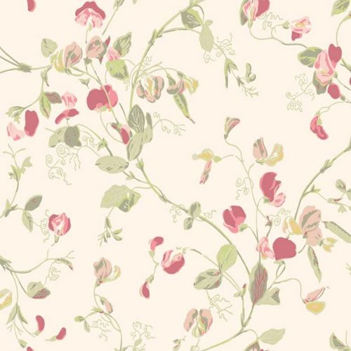 Sweet Pea Wallpaper