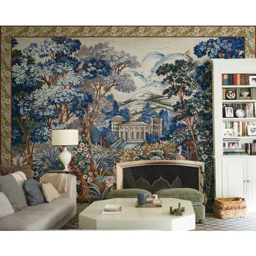 Tapestry Mural Wallpaper