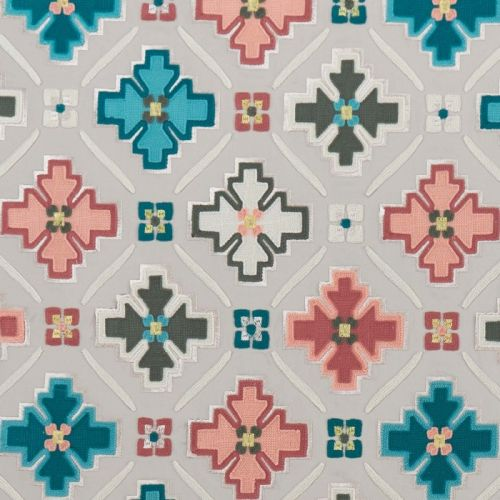 Tarbouche Embroiderd Fabric