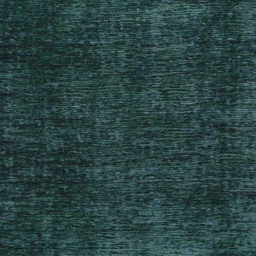 Teal Chenille Fabric Charlton