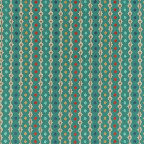 Mossi Embroidered Fabric