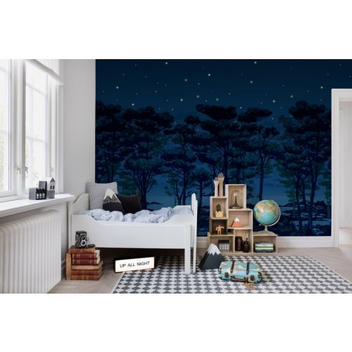 The Enchanted Forest Wall Panel