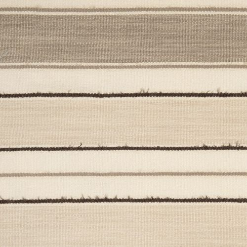 Todo Fabric Striped Beige Neutral Natural