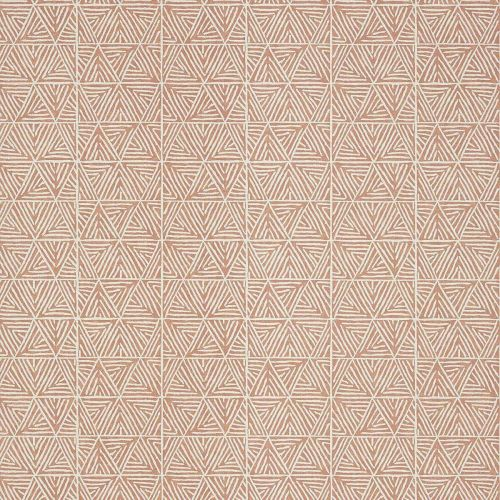 Triangle Wallpaper Pink