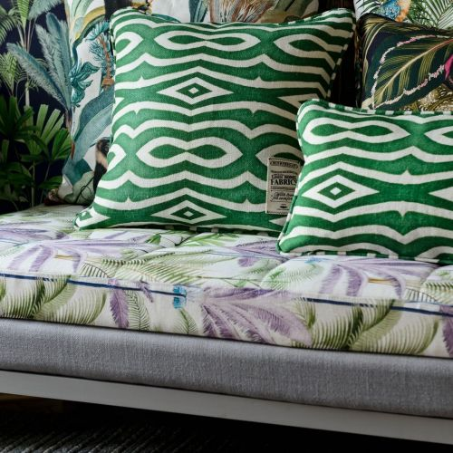 Tropical Upholstery Fabric