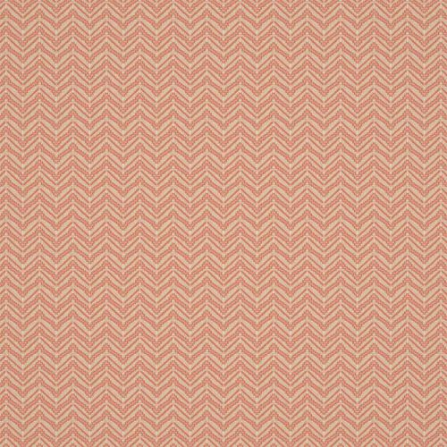 Pink Chevron Fabric