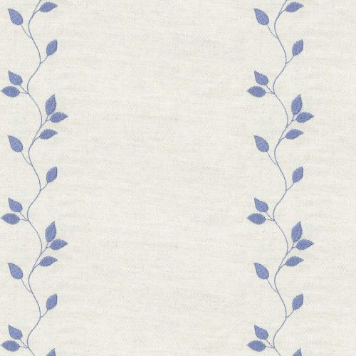 Embroidered Union Leaf Fabric