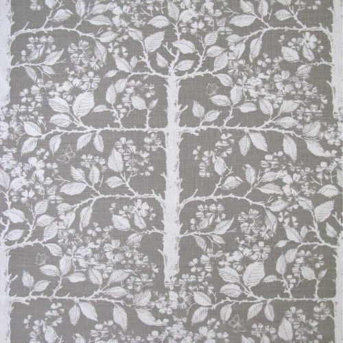 Walled Garden Linen Fabric