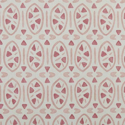 Watermelon Fabric Red Pink Printed Abstract