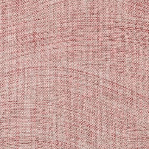 Wave Linen Fabric Red Purple Pink