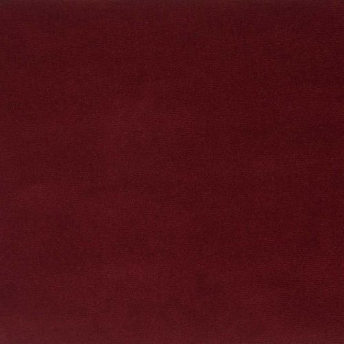 Wine Red Velvet Fabric