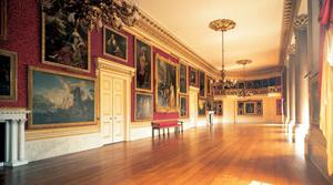 Goodwood House's Spectacular Interiors