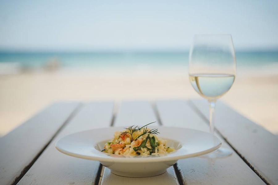 Lusty Glaze Beach Supper Club, Newquay