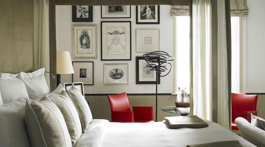 Goodwood Hotel Room