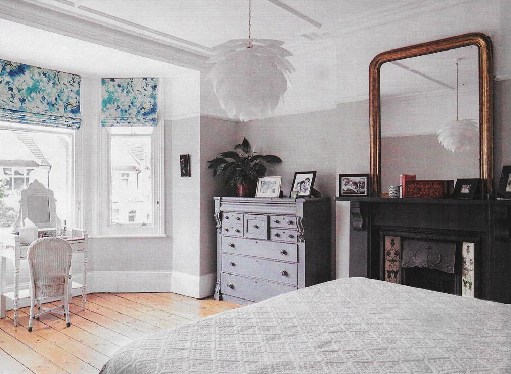 Seaside Villa Bedroom