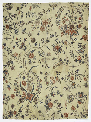 Vintage Chintz Fabric